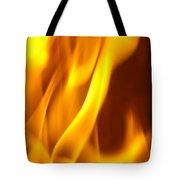 Fire Desire Mesmerized San Francisco Autumn Warmth Baslee Troutman Tote Bag