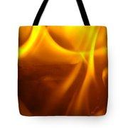 Fire Desire Seattle Art Mesmerizing Autumn Warmth Baslee Troutman Tote Bag