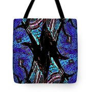 Fire Escape 5 Tote Bag