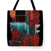 Fire Escape 7 Tote Bag