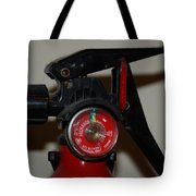Fire Extinguisher Tote Bag