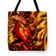 Fire Fae Tote Bag