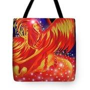 Fire Fairy Tote Bag
