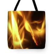 Fire  Feuer Tote Bag