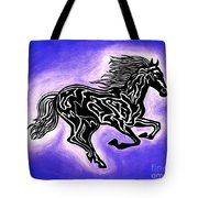 Fire Horse 2 Tote Bag