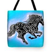 Fire Horse 5 Tote Bag