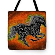 Fire Horse Neona 4 Tote Bag