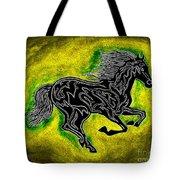 Fire Horse Neona 5 Tote Bag