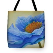 Fire In Water Tote Bag