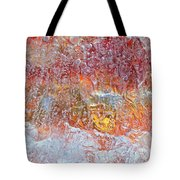 Fire Inside Tote Bag