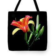 Fire Lily 2 Tote Bag