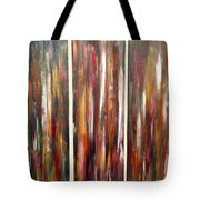Fire Of Desire Tote Bag