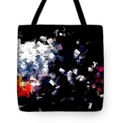 Fire Paper And Wind Tote Bag