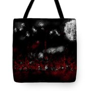 Fire Pixies Tote Bag
