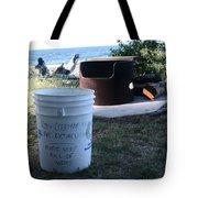 Fire Prevention - Vanvouver Island - Ca Tote Bag