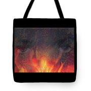 Fire Soul Tote Bag