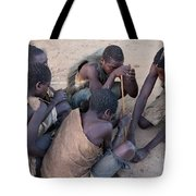 Fire Starting Tote Bag