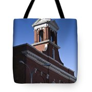 Fire Station No 1 Roanoke Virginia Tote Bag