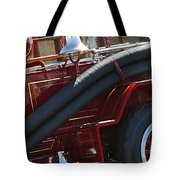 Fire Stuff Tote Bag