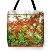 Fire Thorn - Pyracantha Tote Bag
