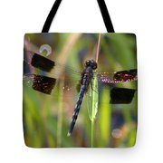 Fire Wing Dragon Tote Bag