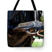 Firearms William Cody Statue Cody Wyoming Tote Bag