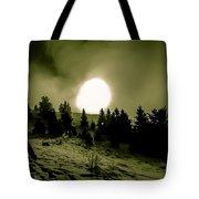 Fireball Ascension Tote Bag