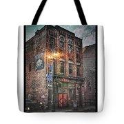 Firebird Tavern Tote Bag