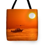 Fireboat1 Tote Bag