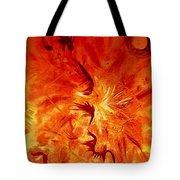 Firebrand Tote Bag