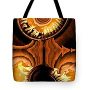 Fired Up Tote Bag