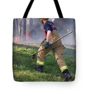 Firefighter 2901 Tote Bag