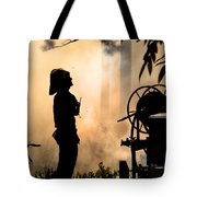 Firefighter 4473 Tote Bag