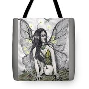 Firefly Faery Tote Bag