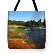 Firehole River Colors Tote Bag
