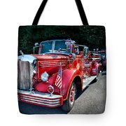 Fireman - 1949 And It Still Runs  Tote Bag