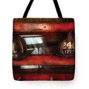 Fireman - A Salute To The Firefighter Tote Bag