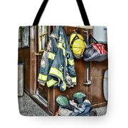 Fireman - Always Ready Tote Bag