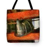Fireman - Chief Hat Tote Bag by Mike Savad