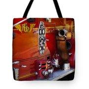 Fireman - Engine No 2  Tote Bag