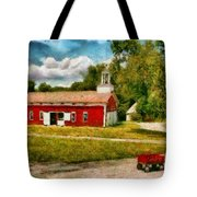 Fireman - I Want To Be A Firefighter Tote Bag