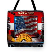 Fireman - I'll Put Your Fire Out Tote Bag by Mike Savad