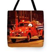 Fireman's Parade No. 3 Tote Bag