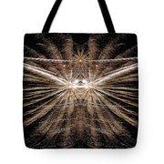 Firemoth Tote Bag