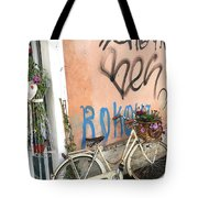 Firenze Bicycle Tote Bag