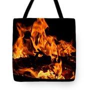 Firepit Tote Bag