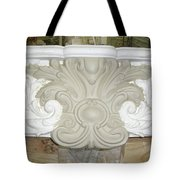 Fireplace Update Detail Tote Bag