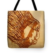 Fires Eyes - Tile Tote Bag