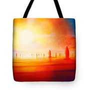 Firestone Tote Bag