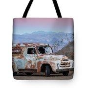 Firestone Truck Tote Bag